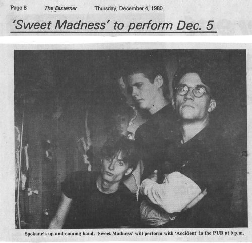 Sweet Madneses 1980