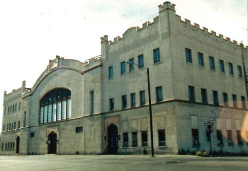 The Spokane Armory