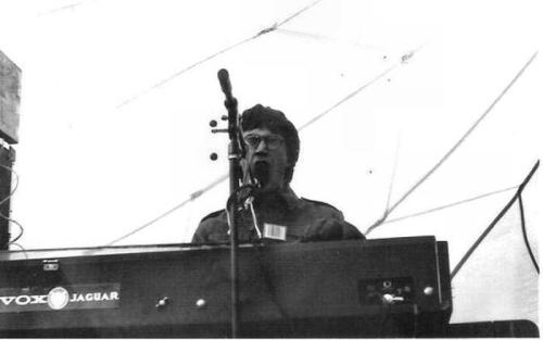 JV Morris Cold Wave Concert