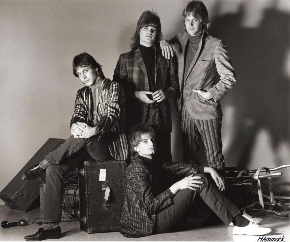 Sweet Madness, Next Exit, 1981, spokane punk scene, new wave
