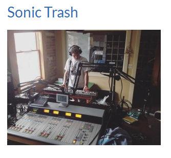 Sweet Madness, Sonic Trash Radio, KYRS