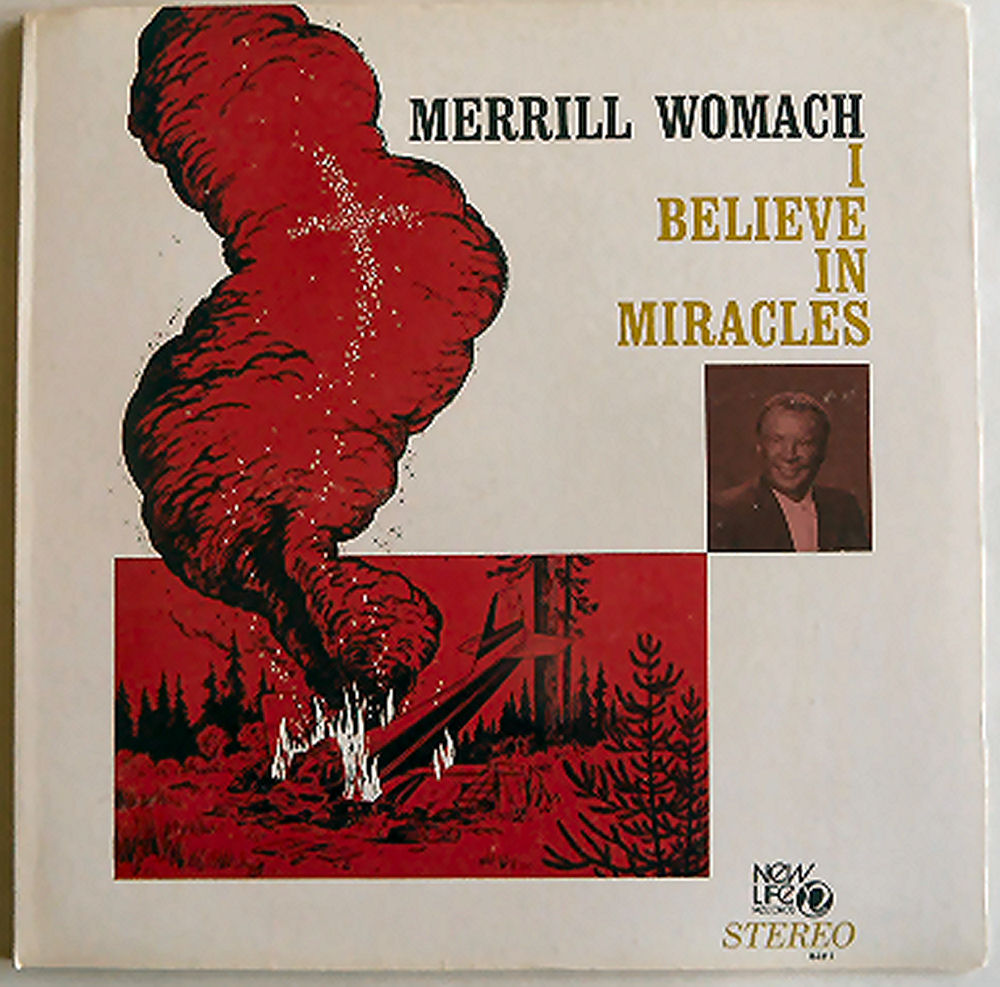 Merrill Womach