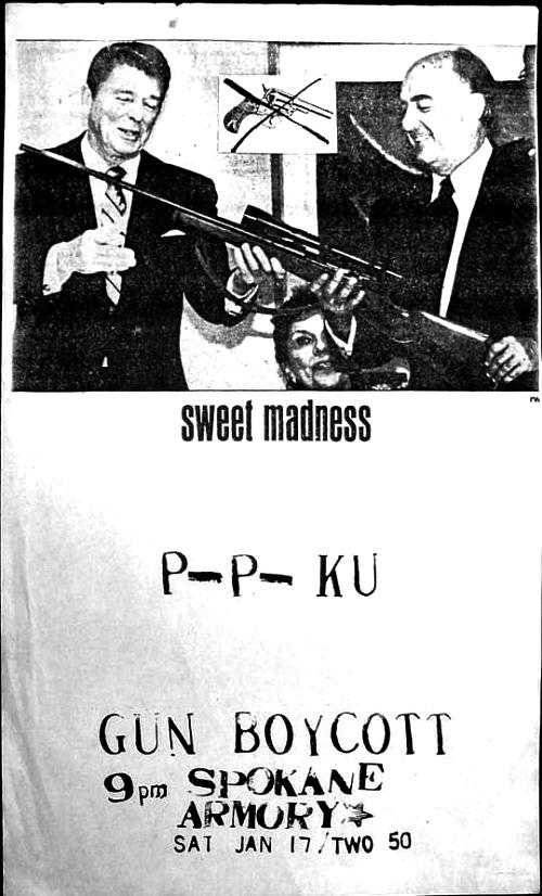 Sweet Madness Sweet Madness PP-KU Spokane Armory