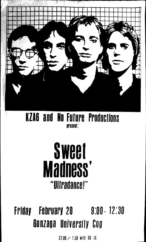 Sweet Madness Ultradance at Gonzaga