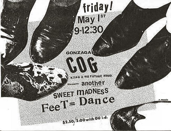 Sweet Madness - Gonzaga Gog Feet Dance